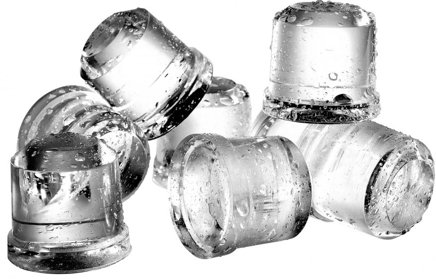 Máquina Hielo Ice Tech