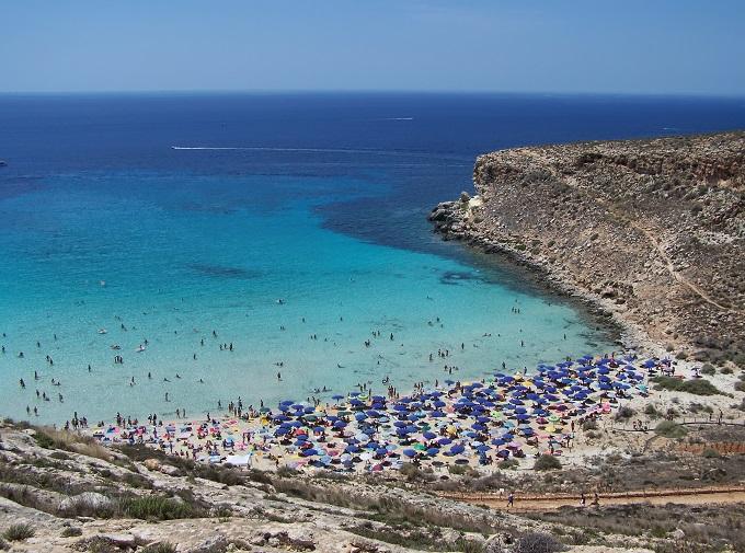 Le 5 migliori spiagge d'Italia per le vacanze
