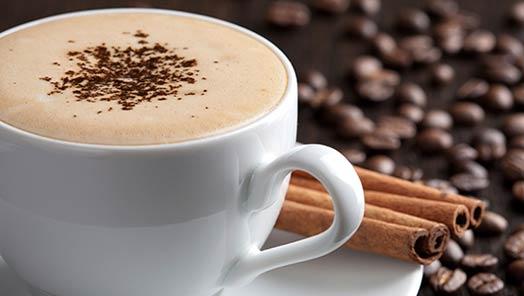 L'origine dell'autentico caffè cappuccino