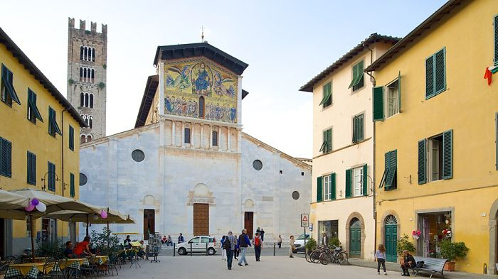 Lucca con Ice Tech