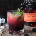 Ice Tech Cocktail: Bourbon