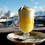 Bombardino, il cocktail degli italiani sulle piste da sci