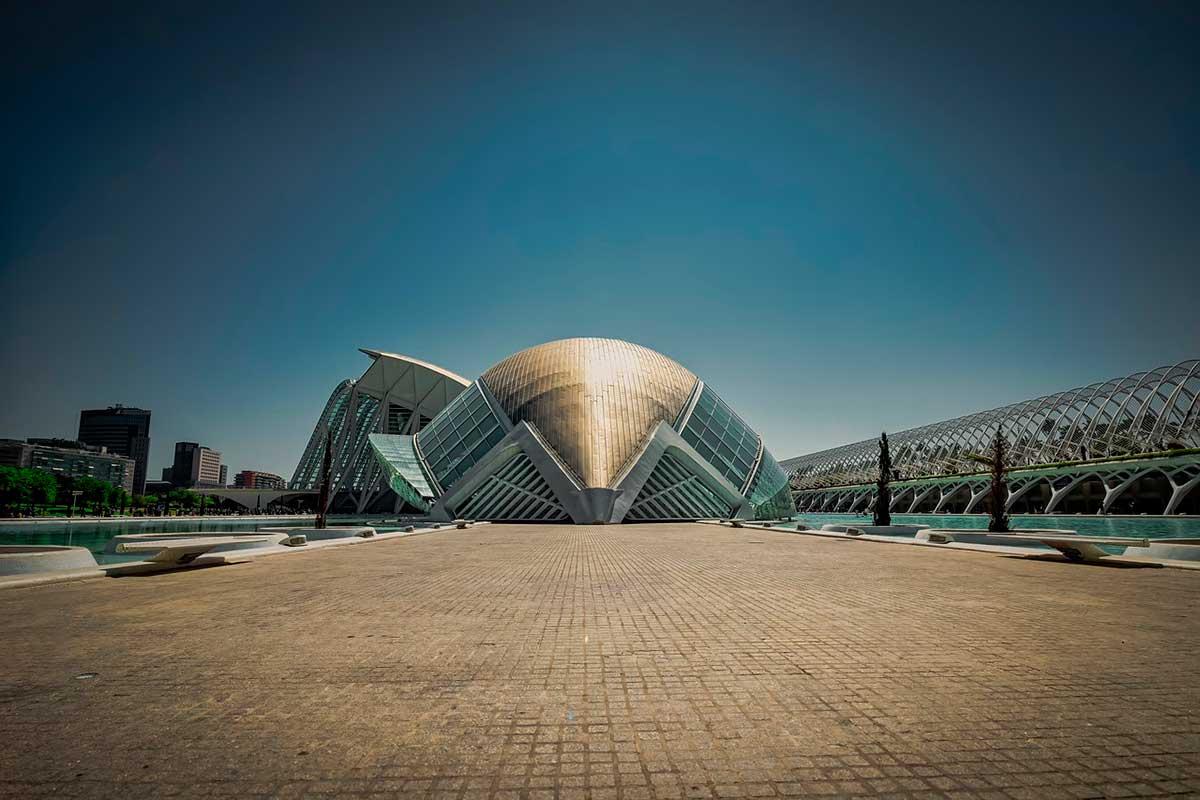 Fabbrica di ghiaccio a Valencia