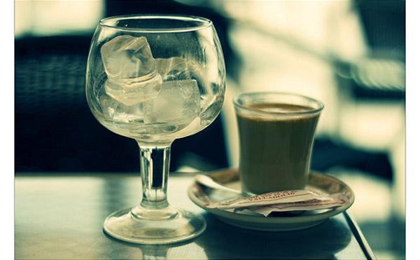 Caffè con ghiaccio Ice Tech