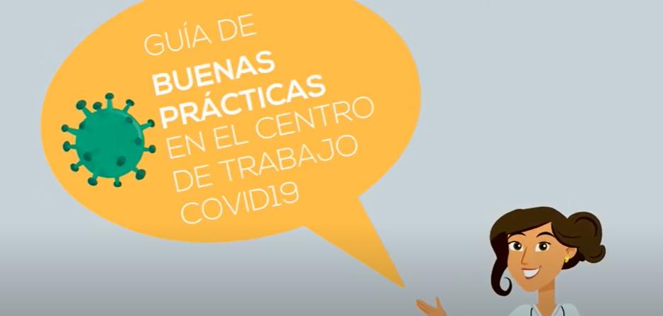 Guía de prevención y buenas prácticas en el trabajo